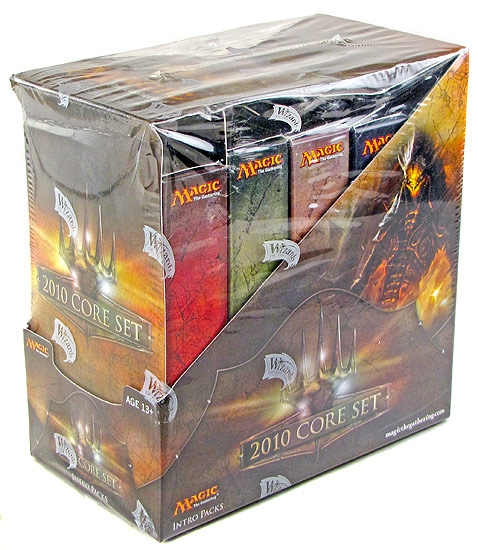 Magic 2010 Intro Box of 10 Decks
