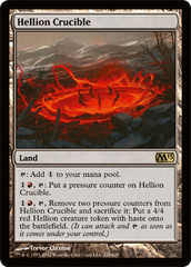 Hellion Crucible - Foil