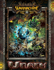 Warmachine: Wrath - Softcover