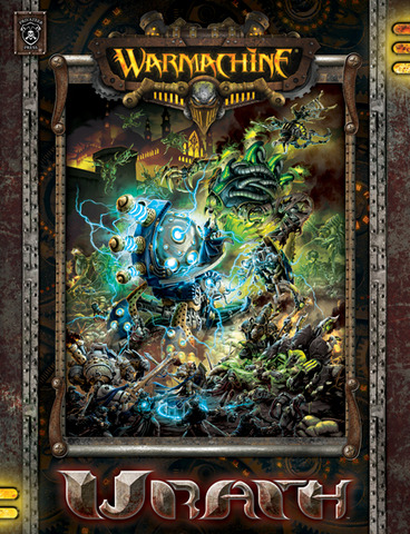 Warmachine: Wrath - Hardcover