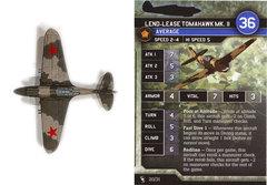 Lend-Lease Tomahawk Mk. II