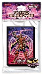 Yugioh Samurai Yugioh-Back Pack of 50 Sleeves