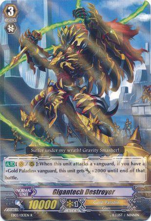 Gigantech Destroyer - EB03/013EN - R