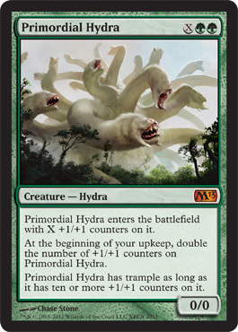 Primordial Hydra - Duels of the Planeswalkers XBOX Live Promo