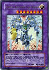Elemental Hero Shining Flare Wingman - EEN-EN036 - Ultra Rare - 1st Edition on Channel Fireball