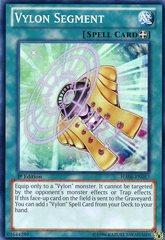 Vylon Segment - HA06-EN057 - Super Rare - 1st Edition