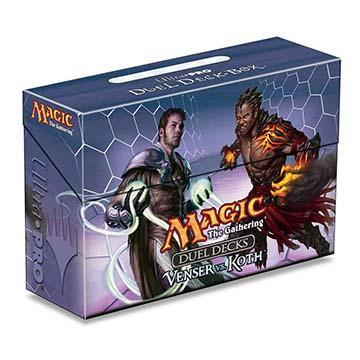 Venser vs. Koth Duel Deck Box for Magic