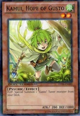 Kamui, Hope of Gusto - DT06-EN080 - Parallel Rare - Duel Terminal