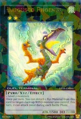 Daigusto Phoenix - DT06-EN090 - Ultra Parallel Rare - Duel Terminal on Channel Fireball