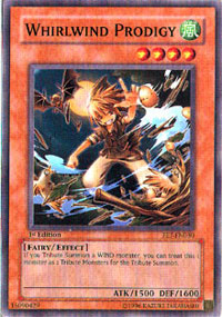 Whirlwind Prodigy - FET-EN030 - Common - 1st Edition