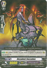 Decadent Succubus - BT03/043EN - C on Channel Fireball