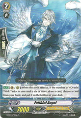 Faithful Angel - BT03/072EN - C on Channel Fireball