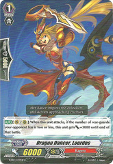 Dragon Dancer, Lourdes - BT03/077EN - C