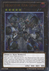 Inzektor Exa-Stag - GAOV-EN050 - Ultimate Rare - Unlimited Edition on Channel Fireball