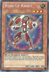 Wind-Up Rabbit - PHSW-EN083 - Secret Rare - Unlimited Edition