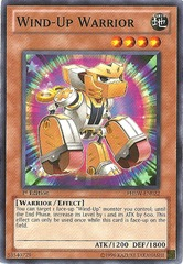 Wind-Up Warrior - PHSW-EN022 - Common - Unlimited Edition