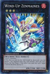 Wind-Up Zenmaines - CT09-EN008 - Super Rare - Limited Edition on Channel Fireball