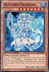 Blizzard Princess - CT09-EN009 - Super Rare - Limited Edition on Channel Fireball