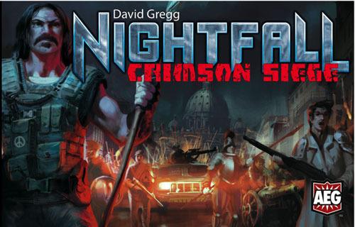 Nightfall: Crimson Siege
