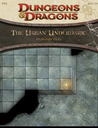 Dungeon Tiles: The Urban Underdark - Games » RPGs » Dungeons