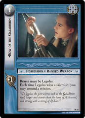 Bow of the Galadhrim - Foil