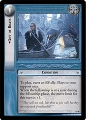 Gift of Boats - Foil