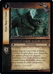 Cave Troll's Chain - 2R53 - Foil
