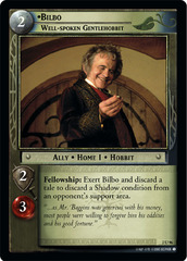 Bilbo, Well-spoken Gentlehobbit - 2U96 - Foil