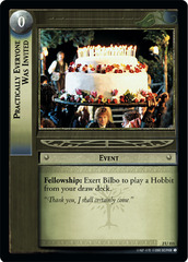 Practically Everyone Was Invited - Foil