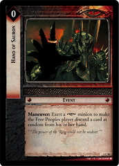 Hand of Sauron - Foil