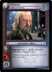 Theoden, Son of Thengel - Foil
