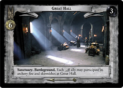 Great Hall - Foil