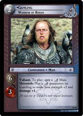 Gamling, Warrior of Rohan - Foil
