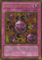 Crush Card Virus - GLD1-EN038 - Gold Rare - Limited Edition