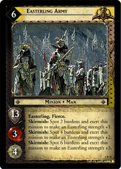 Easterling Army - Foil