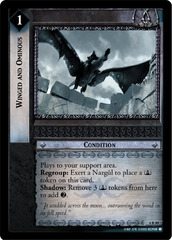 Winged and Ominous - Foil