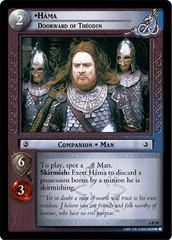 Hama, Doorward of Theoden - Foil