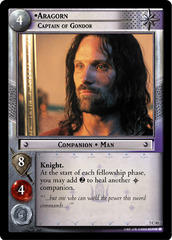 Aragorn, Captain of Gondor - 7C81 - Foil