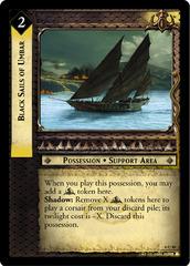Black Sails of Umbar - 8C50 - Foil
