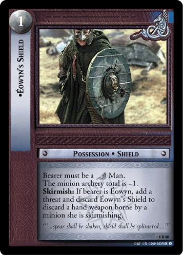 Siege of Gondor Lord of the Rin LOTR: Gothmog Morgul Commander Mint//Near Mint