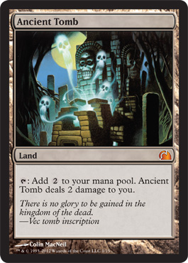 Ancient Tomb - Foil