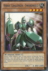 Heroic Challenger - Swordshield - REDU-EN007 - Common - 1st Edition