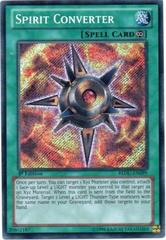 Spirit Converter - REDU-EN099 - Secret Rare - 1st Edition