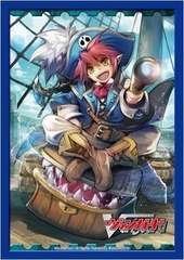 Cardfight! Vanguard Vol. 36 Captain Night Kid Sleeves (53ct)