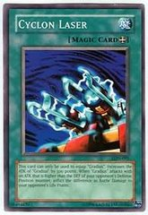 Cyclon Laser - LON-095 - Common - 1st Edition on Channel Fireball