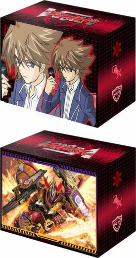 Cardfight! Vanguard Toshiki Kai & Dragonic Overlord The End Deck Box
