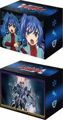 Cardfight! Vanguard Aichi Sendou & Great Silver Wolf, Gamore Deck Box