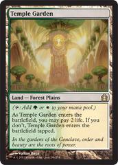 Temple Garden - Foil
