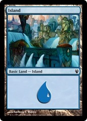 Island (39) on Channel Fireball