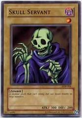 Skull Servant - LOB-004 - Common - 1st Edition